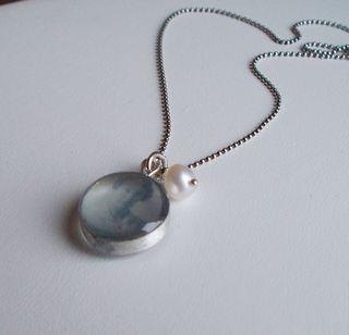 Mini memento pendant