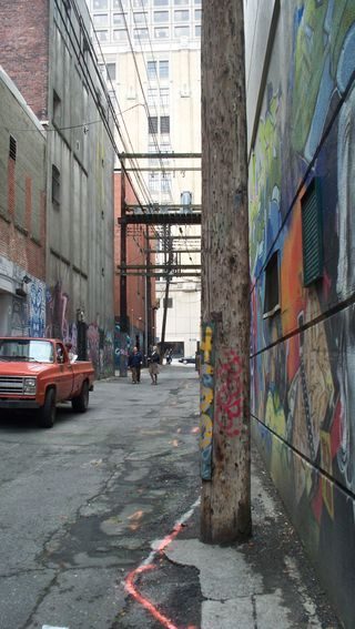 graffitti alley
