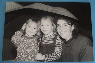 mom, beth and jayme
