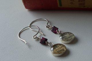 woo hoo earrings $26 on etsy