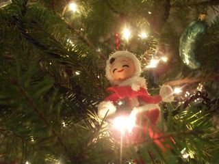 Christmas2010 vintage santa